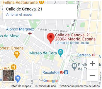 Garamago Localización
